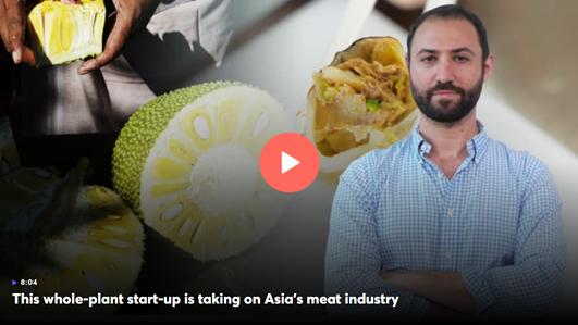 Watch Daniel's interview with CNBC on Karana's sustainability story.